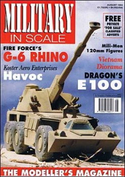 Military in Scale № 21 - 1994-08 Modelling Magazine