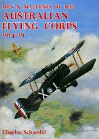 Men & Machines of the Australian Flying Corps, 1914-19