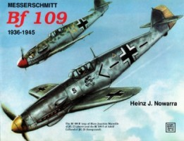 Schiffer Military History Vol. 34: Messerschmitt Bf 109. 1936-1945