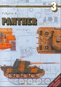 Aj-Press - Tank Power 03 - PzKpfw. V Panther vol.3.