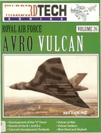 Royal Air Force Avro Vulcan (Warbird Tech 26)