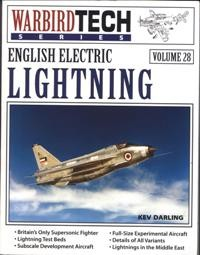 English Electric Lightning (Warbird Tech 28)