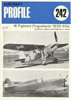 Aircraft Profile 242 IK Fighters