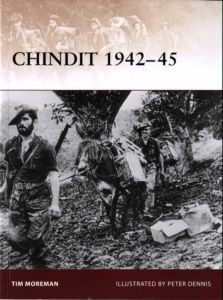 Osprey Warrior 136 - Chindit 1942–45
