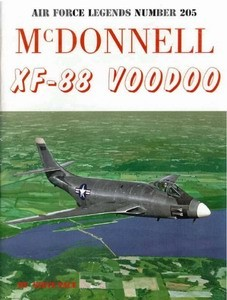 "McDonell XF-88 ""Voodoo"". [Air Force Legends № 205]"