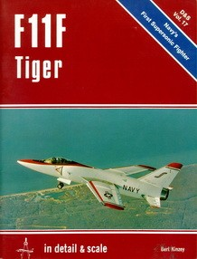 F11F Tiger (Detail & Scale 17)