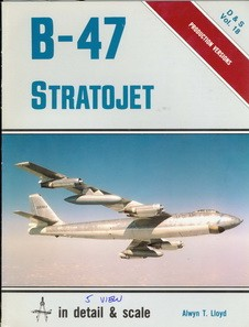 B-47 Stratojet  (Detail & Scale 18)