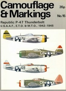 P-47 Thunderbolt - Camouflage and Markings 15