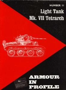 Light Tank Mk. VII Tetrarch [Armour in Profile 11]