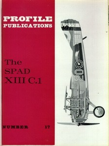 The Spad XII C.1  [Aircraft Profile 17]