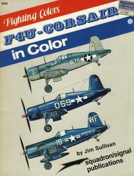 F4U Corsair In Color - Fighting Colors 6503