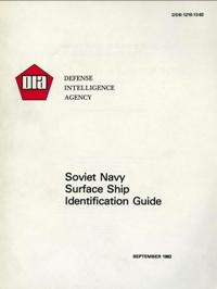 Soviet Navy Surface Ship Identification Guide