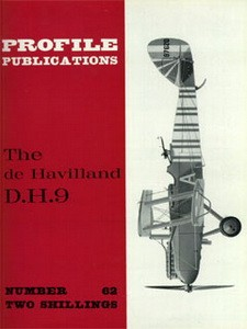de Havilland D.H.9  [Aircraft Profile 62]