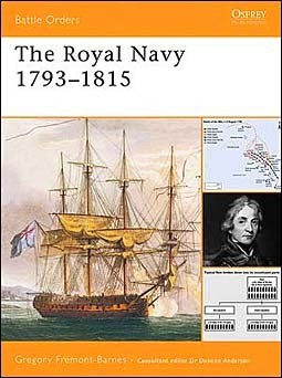 Osprey Battle Orders 31 - The Royal Navy 1793-1815