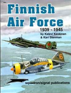 Finish Air Force 1939 - 1945 [Armor Specials 6073]
