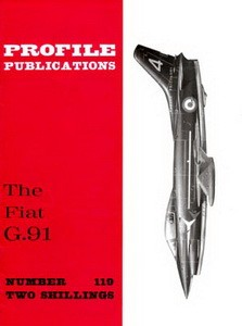 Fiat G91 [Aircraft Profile 119]