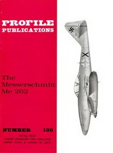 Messerschmitt Me-262  [Aircraft Profile 130]