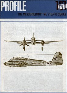Messerschmitt Me 210/410 Series  [Aircraft Profile 161]