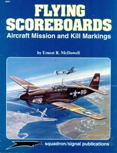 Flying Scoreboards Aircraft Mission and Kill Markings [Armor Specials 6061]