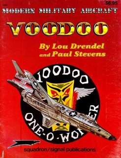 F-101 Voodoo [Squadron Signal - Military Aircraft 5002]