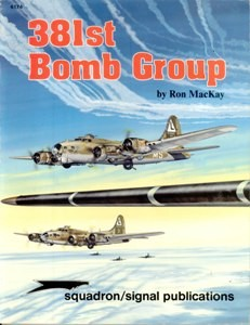 381st Bomber Group [Squadron & Signal: Colors 6174]