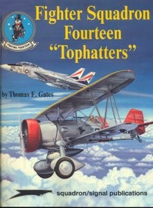"Fighter Squadron Fourteen ""Tophatters"" [Squadron & Signal: Colors 6173]"