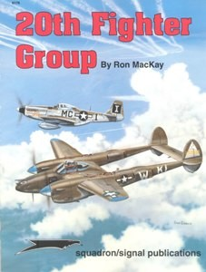 20th Fighter Group [Squadron & Signal: Colors 6176]