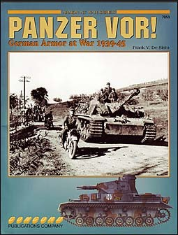 Concord 7053 - PANZER VOR!: German Armor at War 1939-1945