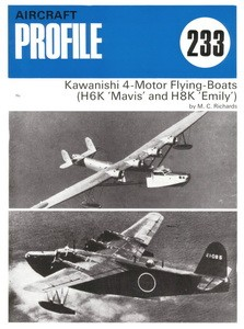 Kawanishi 4-Motor Flying-Boats [Aircraft Profile 233]