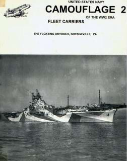 U.S. Navy Camouflage 2 of WW2 Era [The Floating Drydock]