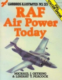 RAF Air Power Today (Warbirds Illustrated 25)
