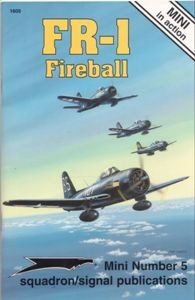 FR-1 Fireball [Mini in Action Series 1605]