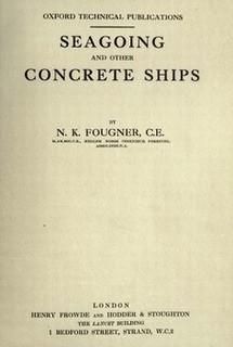 Seagoing and other concrete ships