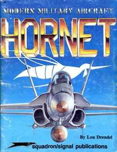 F-18 Hornet [Modern Military Aircraft Series 5005]