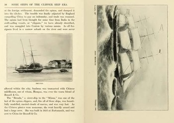 Some ships of the clipper ship era [State Street Trust Co]