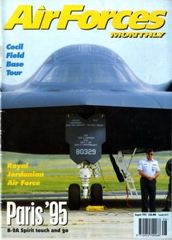 Air Forces Monthly №8  1995