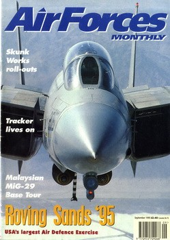 Air Forces Monthly №9  1995
