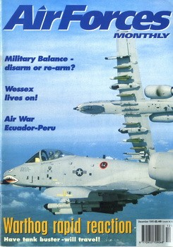 Air Forces Monthly №12  1995