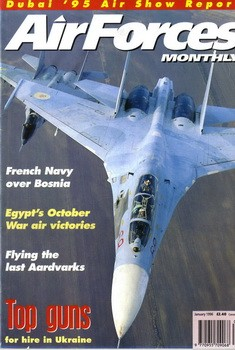 Air Forces Monthly №1  1996