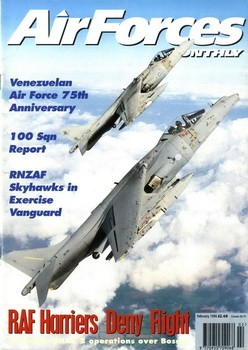 Air Forces Monthly №2  1996