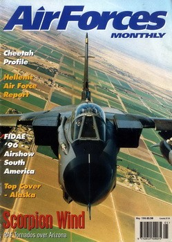 Air Forces Monthly №5  1996