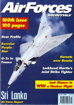Air Forces Monthly №7  1996