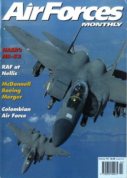 Air Forces Monthly №2  1997