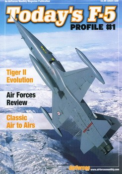 Air Forces Profile 1 Today's F-5