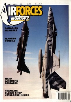 Air Forces Monthly №11  1991