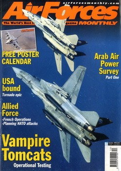Air Forces Monthly №12  1999