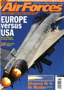 Air Forces Monthly №8  2000