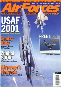 Air Forces Monthly №1  2001