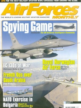 Air Forces Monthly №11  2003