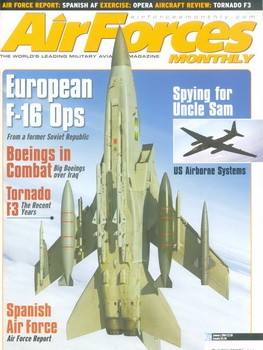 Air Forces Monthly №1  2004